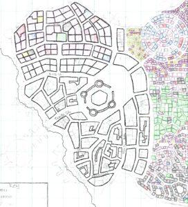 Griffonport map